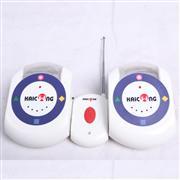 无线数码闪光音乐门铃(一拖二)KCDB-003D价格231