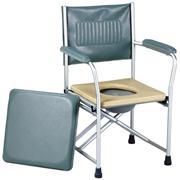 铝合金坐便椅FS883L(座椅可折叠带扶手)价格516