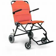 康扬KARMA航太铝合金轮椅旅行老年轮椅KM-TV20价格1780