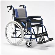 卫美恒 铝合金手推轮椅车依可立X1价格1600