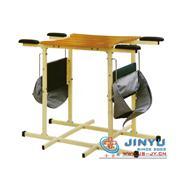 金誉 运动下肢系列 双人站立架 JY-XZ-ZLJ-2价格1700