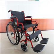 方太喷塑手推轮椅车1A-19 价格642