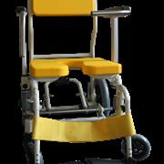 日本河村铝合金沐浴轮椅车SY1-KA-39价格4536