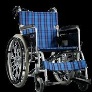 日本河村铝合金手推轮椅车SY2-BM-45价格2142