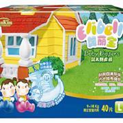 HL013     珍琦 婴丽宝儿童纸尿裤 (L )价格67